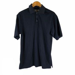 Cutter & Buck Dry Tec Navy Polo Shirt